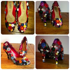 Button shoes :)