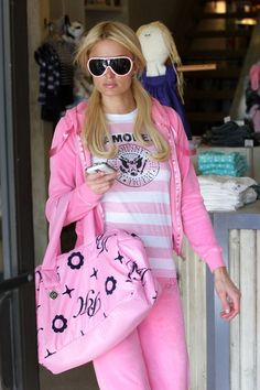 P.H. in pink