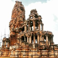 Ancient Shiva temple :Instagram