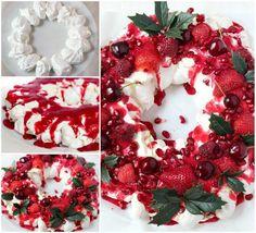 Leuk als dessert met kerst!