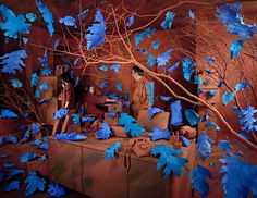 Les photos surréalistes de Sandy Skoglund