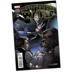 New Star Wars #1 Comic Book Featuring an Exclusive Variant Cover!