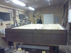 Platform Bed With Drawers : 8 Steps (with Pictures) - Instructables