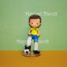 Mayumi Biscuit: Brasil Jogador