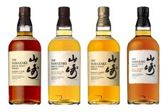 Yamazaki Single Malt Whisky 2011 : Sherry Cask, Puncheon, Bourbon Barrel and Mizunara