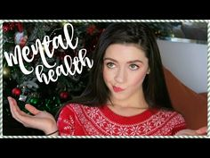 Let's Talk About Mental Health ❄ - YouTube