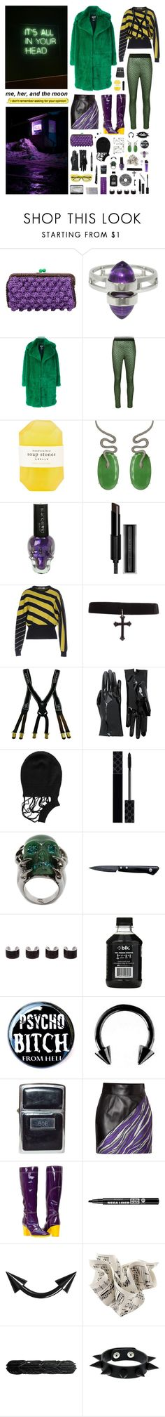 """We can't be pretty with your souls"" by nothingisnormal ❤ liked on Polyvore featuring Missoni, MSGM, Dolce&Gabbana, Prada, Pelle, Christina Debs, Hot Topic, Givenchy, Jil Sander and Chanel"