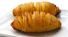 Un SUPER truc pour réussir la coupe des pommes de terre suédoise
