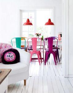Cadeiras - Fashionismo