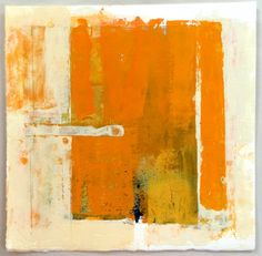 summer walks we still need to take  monotype, early September, 2015