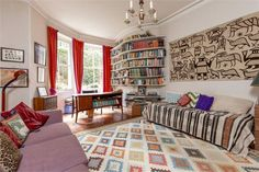 22A Learmonth Terrace, EDINBURGH, EH4 1PG | Property for sale | 3 bed flat | ESPC