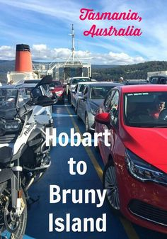 Explore the options - How to get from Hobart to Bruny Island? Self Drive or Tour? #Hobart #Road Trip #Tasmania #Australia