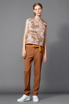 Normcore outfit? Maybe a little. But way nicer than plain old normal. Acne Studios Resort 2015