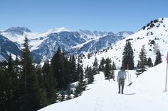 Stunning Views from all the Walking Trails in Arosa