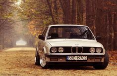 Old but gold... E30.
