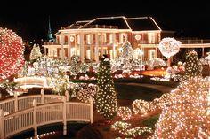 Trinity Christmas City in Nashville, TN