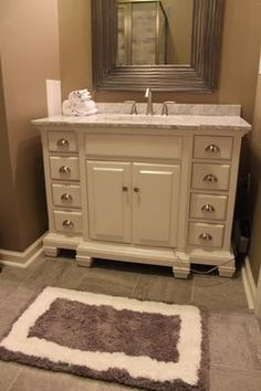 I Might Just Have To Purchase This For The Bathroom Allen  Roth Beauteous Bathroom Vanities At Lowes Decorating Inspiration