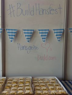Thank you to @build  for having us this week! We had a blast at Hansfest 2015! #buildhansfest