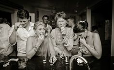 hilarious wedding reception photo by Brian Dorsey Studios    via junebugweddings.com