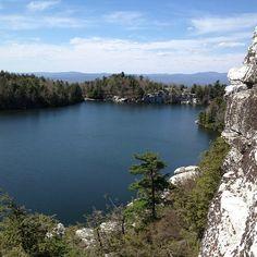 #Minnewaska State Park, Hudson Valley, New York State