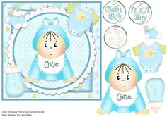 Cutie Pie Blue