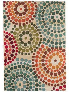 In- & Outdoor-Teppich Artis Beige/Multicolor