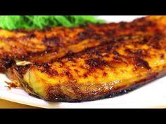 Îmi place macrou pe această rețetă. Vreau să guști un pește ca ăsta. - YouTube Salmon, Things I Want, Curry, Pork, Chicken, Cooking, Youtube, Pisces, Recipes