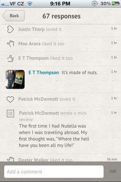 Comments / iOS UI Patterns (beta) - via http://bit.ly/epinner