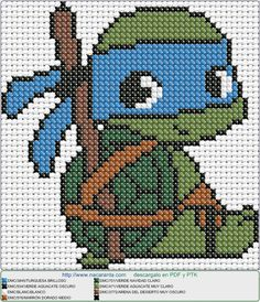 Thrilling Designing Your Own Cross Stitch Embroidery Patterns Ideas. Exhilarating Designing Your Own Cross Stitch Embroidery Patterns Ideas. Cross Stitch Fabric, Cross Stitch Baby, Cross Stitch Charts, Cross Stitching, Cross Stitch Embroidery, Embroidery Patterns, Cross Stitch Patterns, Turtle Pattern, Perler Bead Art
