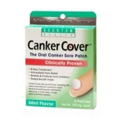 5 Common Canker Sores Treatments | Health Care | Pinterest ...