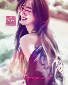 Finished!! Very Sexy   #tiffany #tiffanyhwang #pinkmonster #miyoung #hwangmiyoung #snsd #taeny #kpopfanart #snsdfanart #fanart #snsdtiffany #girlsgeneration #소녀시대 #少女時代 #kpop #illustration #drawing #digitalart #digital  #toujoursbelle