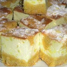 152614_2 Hungarian Desserts, Hungarian Recipes, Torte Cake, Winter Food, No Bake Cake, Nutella, Food And Drink, Dessert Recipes, Cooking Recipes