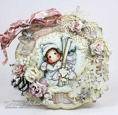 DeeDee´s Card Art: ♥ Live & Love Crafts DT - Pion Design's new Days o...