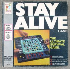 """Stay Alive"" Game"