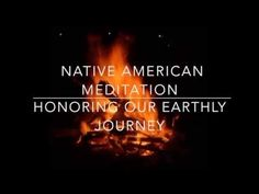 10 Minute Guided Native American Meditation Meditation on Honoring Our J...