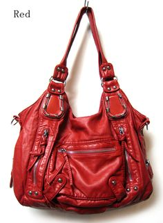 Love this purse!!!!! Want it!! A beautifully structured bag crafted from faux leather.Hobo Purse Handbag. | eBay