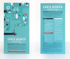 Ludlow Kingsley | Work | Santa Monica Festival