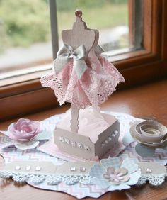 Sparklygirl-Tina. Made using Craftwork Card products