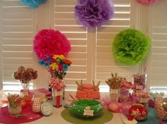 Sweet Shoppe Birthday Party - 1 year old