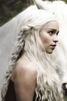The Best Khaleesi Hair on Game of Thrones-Daenerys' Best Braid Moments