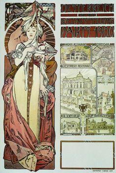 Art by Alphonse Mucha | Alphonse Mucha Prints and Poster Buy a Poster