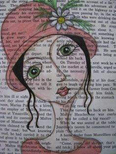 Newspaper Painting, Newspaper Art, Architecture Tattoo, Art And Architecture, Book Page Art, Book Art, Book Drawing, Pencil Art Drawings, Steampunk Necklace