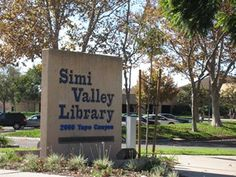 Simi Valley Library, Simi Valley CA