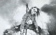 Juxtapoz Magazine - SCARY STORIES TO TELL IN THE DARK