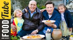Spaghetti Arrabiata | Jamie Oliver & Gennaro Contaldo | Real Time Recipes --substitute capers (chopped) for the anchovies, nutritional yeast for the cheese