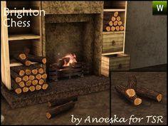 AnoeskaB's Brighton Stack of Logs 3