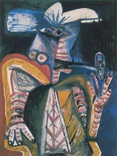 Pablo Picasso sus ultimas pinturas (1965-1973)