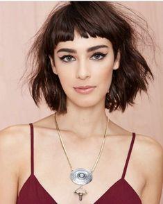 Hair lovely - also the make-up.