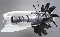 TurboFan Turbine Engine, Gas Turbine, Spaceship Design, Spaceship Concept, Jet Motor, Colani, Aircraft Maintenance, Aircraft Engine, Jet Engine