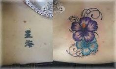 tattoo cover up ideas - Yahoo Image Search Results